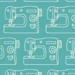 Sew Simple Machines turquoise