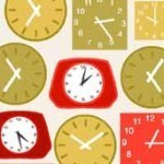 Lila's Kitchen Clocks