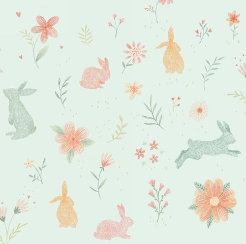 Bunny Tales by Lucy Crovatto for STUDIO E Fabrics