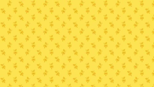 Over the Rainbow from Andover Fabrics, Yellow Sprigs