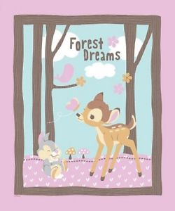 Disney's Bambi, Forest Dreams Panel