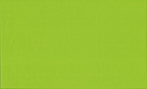 Plain Cotton Lime Green - Spectrum