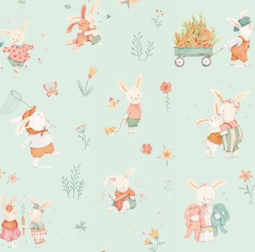 Bunny Tales by Lucy Crovatto