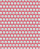 Goal Footballs on Red from Fabric Freedom
