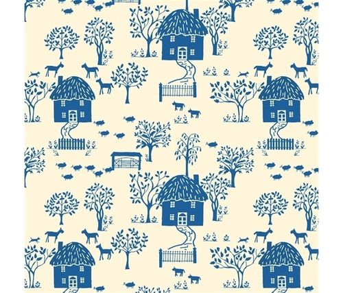 Liberty of London Quilting Cotton.