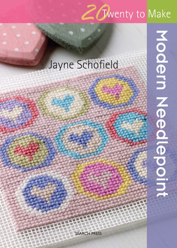 20 to Make Modern Needlepoint.
