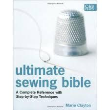 Ultimate Sewing Bible Marie Clayton