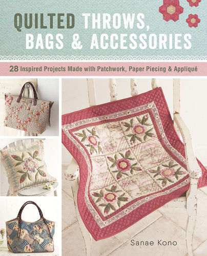 Quilted Throws, Bags & Accessories