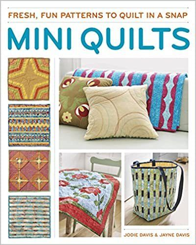 Mini Quilts. Jodie & Jayne Davis