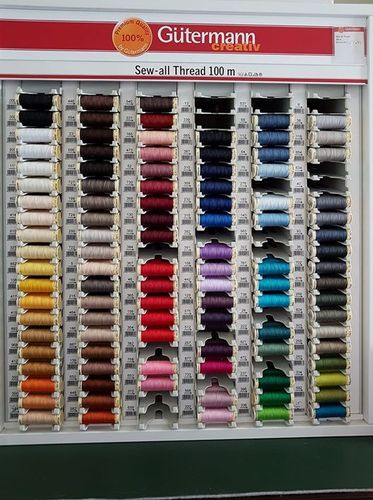 Gutermann Sew All 100 m. Thread.