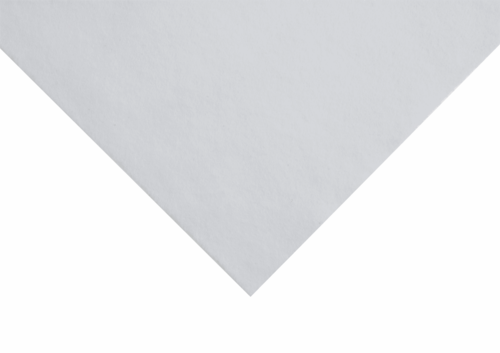 White felt wool/viscose squares