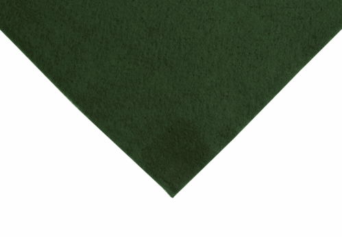 Holly Gr felt wool/viscose square